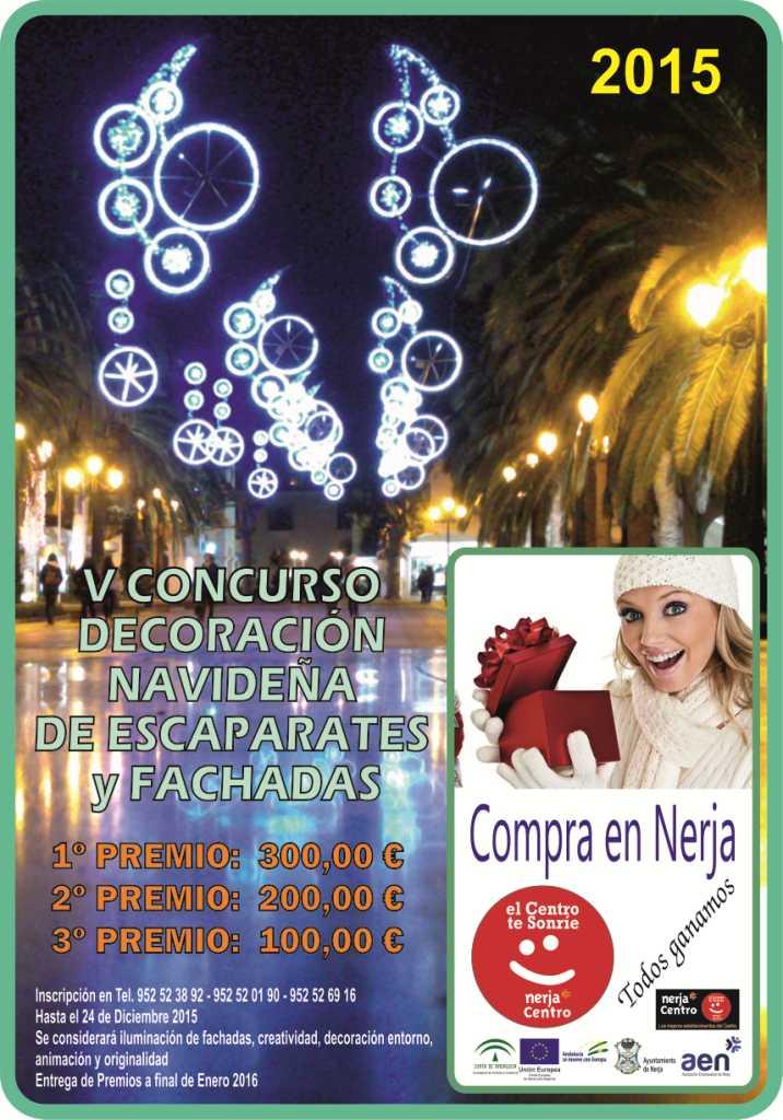 CONCURSO FACHADAS NAVIDAD 2015