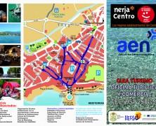 Nueva Guia Turistica de Nerja editada por la Asociación de Empresarios y Nerja Centro para entregar en la oficina Comercial y Turistica del Balcón de Europa. La guia se entregan...