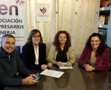 Adjunto remito el Nuevo Convenio con Cajasur firmado el dia de hoy 22-11-16 con la Presidenta de AEN y Presidente de Nerja Centro por parte de nuestro colectivo y con...