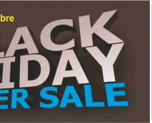 Ya ha comenzado nuestra Campaña Black Friday, seria conveniente que colocaras carteles en tu establecimiento con los descuentos que aplicaras los días 24-25-26 de Noviembre con motivo de la misma....