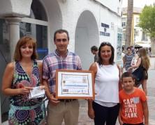 En el día de hoy 14-07-17 se ha realizado la entrega de los Diplomas a los 5 primeros Restaurantes de la Ruta de la Tapa 2017, en su 5º edición....