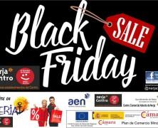 Comienza la campaña Black Friday en Nerja a traves del Centro Comercial Abierto de Nerja, Nerja Centro. Los dias 24 al 26 de Noviembre de 2017. Visitenos en el Faccebook...