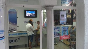 oficina comercial y turistica balcon europa aen - nerja centro
