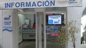 Oficina Comercial y Turistica AEN - Nerja Centro